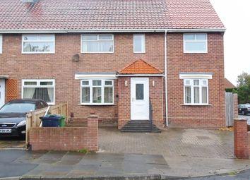 Thumbnail 4 bed semi-detached house for sale in Malvern Gardens, Dunston, Gateshead