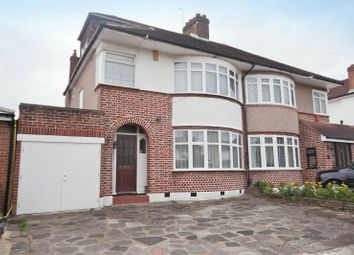 Thumbnail 4 bed semi-detached house for sale in St. Michaels Crescent, Pinner, Middlesex