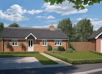 Thumbnail 2 bed bungalow for sale in St Michaels Way, Off Long Lane, Wenhaston, Suffolk