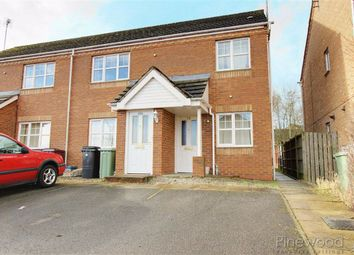 Thumbnail 2 bed flat to rent in Bloomery Way, Clay Cross, Chesterfield, Derbyshire