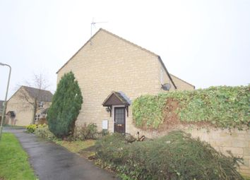 Thumbnail 1 bed end terrace house to rent in Avocet Way, Bicester