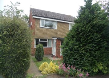 Thumbnail 2 bedroom semi-detached house to rent in Lauderdale Drive, Guisborough, North Yorkshire