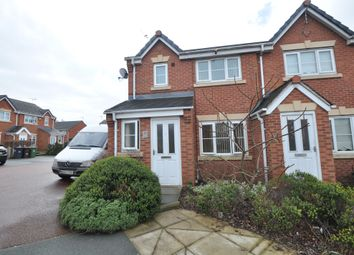 Thumbnail 3 bed end terrace house to rent in Rokeby Close, Bootle