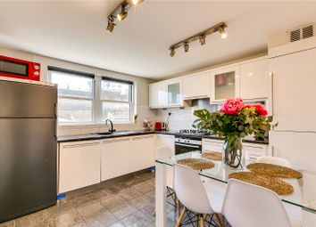Thumbnail 3 bed flat for sale in New Kings Road, London
