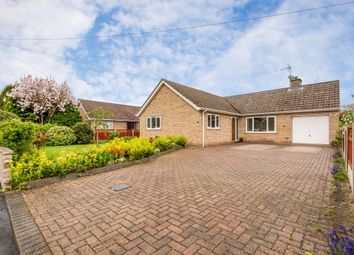 Thumbnail 3 bed detached bungalow for sale in Minster Road, Misterton, Doncaster