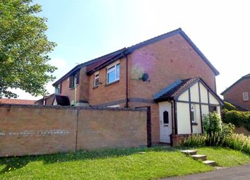 Thumbnail 1 bed end terrace house for sale in Longborough Drive, Abbeymead, Gloucester