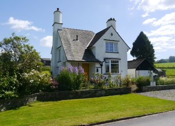 Thumbnail 3 bedroom detached house for sale in Hawkshead, Ambleside