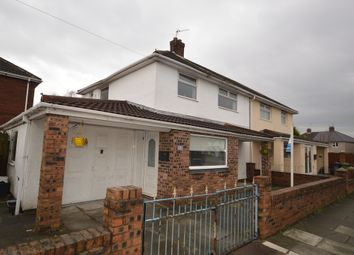 Thumbnail 3 bed semi-detached house for sale in Ronald Ross Avenue, Netherton, Bootle
