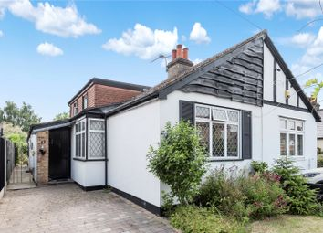 Thumbnail 3 bed semi-detached bungalow for sale in Wood Road, Shepperton, Surrey