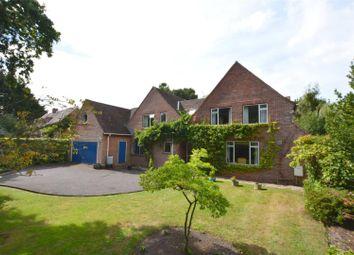 Thumbnail 6 bed detached house for sale in Ridgeway Lane, Lymington, Hampshire