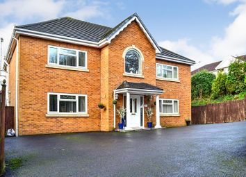 Thumbnail 4 bed property for sale in Llanerch Road, Dunvant, Swansea