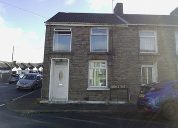 Thumbnail 3 bed property to rent in High Street, Pontycymer, Bridgend.