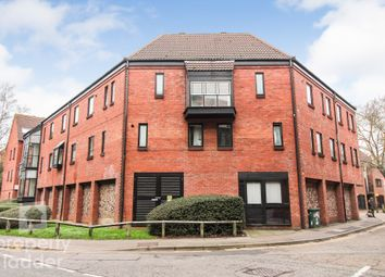 Thumbnail 3 bed flat for sale in Peel Mews, Norwich