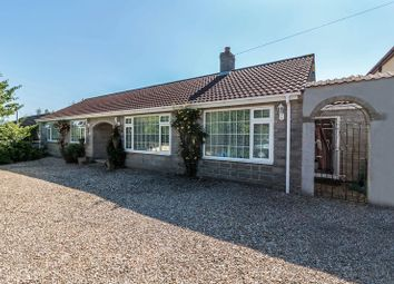 Thumbnail 4 bed detached bungalow for sale in Bove Moor Road, Street