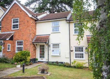 Thumbnail 2 bedroom terraced house to rent in Cedar Court, Rye Street, Bishop`S Stortford, Herts
