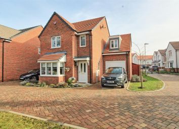 Thumbnail 4 bed detached house for sale in Stearn Way, Buntingford