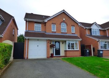 Thumbnail 4 bed detached house for sale in Emberton Way, Tamworth, Staffordshire