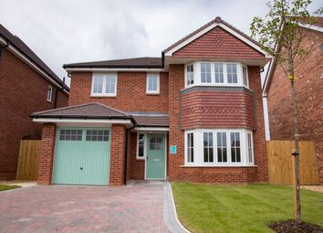 Thumbnail 4 bedroom detached house for sale in The Dolwen, Plot 13, Off Old Hall Road, Hawarden, Flintshire