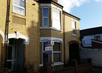 Thumbnail 1 bed flat to rent in Glencoe Street, Hull