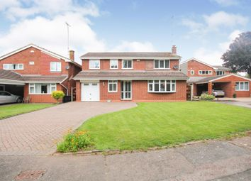 Thumbnail 5 bed detached house for sale in Vardon Drive, Coventry