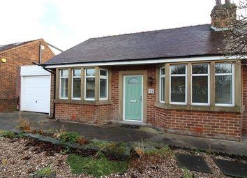 Thumbnail 2 bed bungalow for sale in Hardhorn Way, Poulton Le Fylde