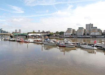 Thumbnail 1 bedroom houseboat for sale in Imperial Wharf, Chelsea