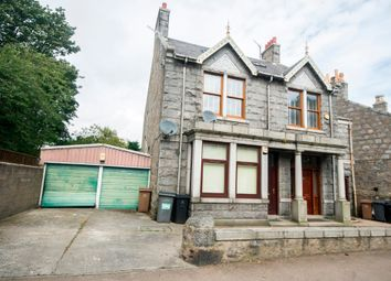 Thumbnail 4 bedroom semi-detached house to rent in Ashgrove Road, Kittybrewster, Aberdeen