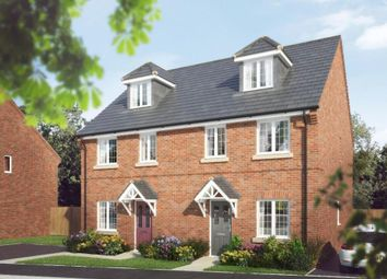 Thumbnail 4 bedroom semi-detached house for sale in The Brailsford At Brindley Park, Off Woodgate Drive, Chellaston, Derby