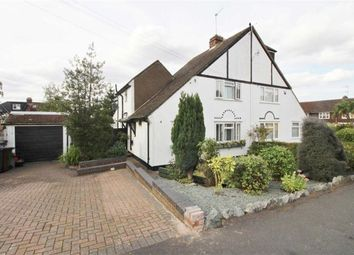 Thumbnail 3 bed semi-detached house for sale in Tennison Avenue, Borehamwood, Herts