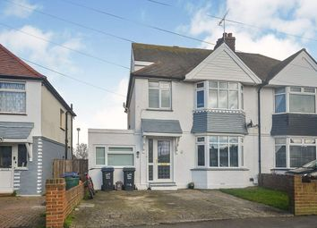5 bed semi-detached house for sale in Rumfields Road, Broadstairs CT10