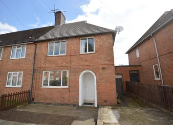 Thumbnail 3 bed semi-detached house for sale in Valence Road, Leicester