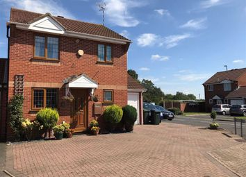 Thumbnail 3 bedroom link-detached house for sale in Sharpley Court, Walsgrave On Sowe, Coventry