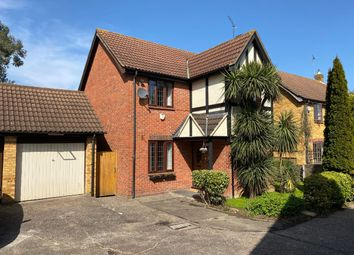 Thumbnail 5 bed detached house for sale in Tindall Close, Harold Wood, Romford
