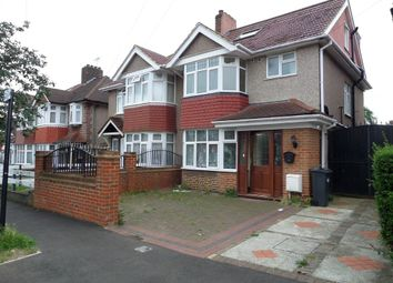 Thumbnail 4 bed semi-detached house to rent in Park Road, Hounslow