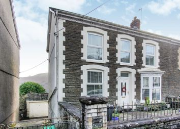Thumbnail 3 bed semi-detached house for sale in Clare Road, Ystalyfera