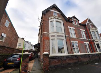 Thumbnail 2 bed flat for sale in Seabank Road, Wallasey