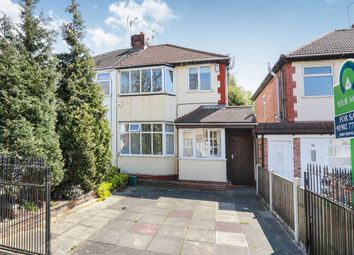 Thumbnail 3 bedroom semi-detached house for sale in Inchlaggan Road, Wolverhampton