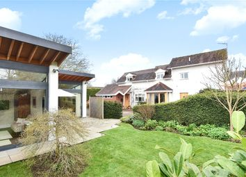 Thumbnail 3 bed detached house for sale in Tatchley Lane, Prestbury, Cheltenham, Gloucestershire