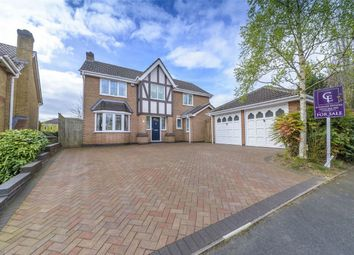 Thumbnail 4 bed detached house for sale in Highgrove Meadows, Priorslee, Telford