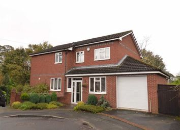 Thumbnail 6 bed detached house for sale in Lansdowne Street, Macclesfield, Cheshire