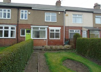 Thumbnail 2 bed terraced house for sale in Greenside, Ashington