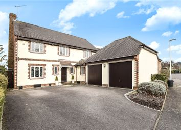 Thumbnail 5 bed detached house for sale in Portman Gardens, Hillingdon, Middlesex