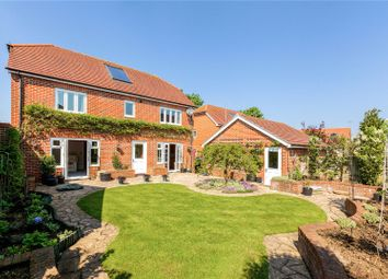 Thumbnail 4 bed detached house for sale in Morrish Grove, Kintbury, Hungerford, Berkshire