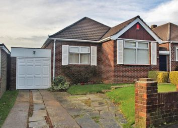 Thumbnail 2 bed detached bungalow for sale in Dore Avenue, Portchester, Fareham