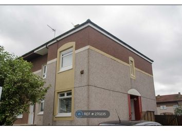 Thumbnail 1 bed flat to rent in Belmont Drive, Shotts