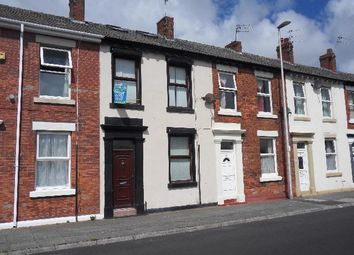Thumbnail 2 bedroom terraced house to rent in Enfield Road, Blackpool