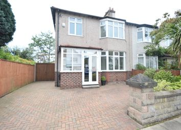 3 bed semi-detached house for sale in Towers Road, Childwall, Liverpool L16