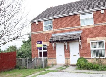 Thumbnail 2 bed semi-detached house to rent in Horseshoe Court, Balby, Doncaster
