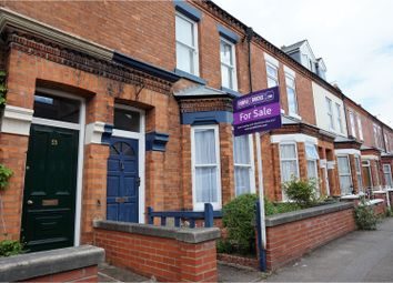 Thumbnail 4 bed terraced house for sale in White Cross Road, York