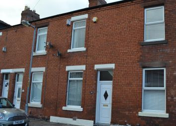 Thumbnail 2 bed terraced house to rent in Cranbourne Road, Carlisle, Cumbria